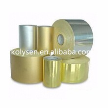 Best Price for Gold Aluminum Foil Paper