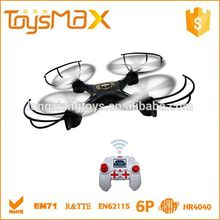 2.4G Auto-return speed control switch quadcopter drone with HD camera