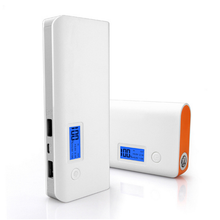Excellent Li-ion battery universal portable mobile power bank 13000mah battery charger