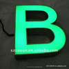 acrylic 3D channel letters acrylic 3D light box letter sign