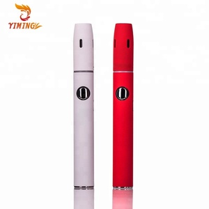 2018/2019 Trending Products Japan Korea Hot Selling Low Temperature Dry Herb Vaporizer Electronic Cigarette Kit For Starter