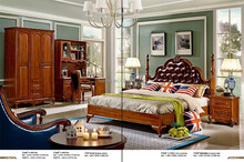 American vintage style children Bedroom set