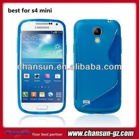cheapest soft protective tpu case for sumsung s4 mini i9190,tpu case for s4 mini