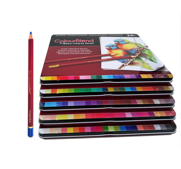 Factory direct 120 oil paints color pencils