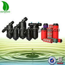 farm water irrigation filter system plastic disc screen water filter