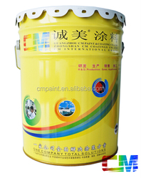 ROHS standard epoxy resin abrasion resistant floor coating
