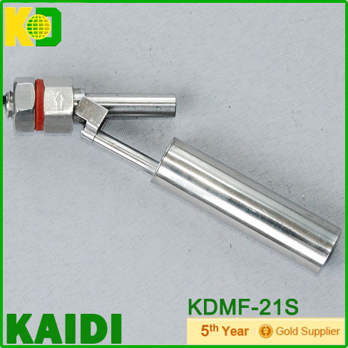 Stainless steel mini float application of water level indicator