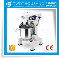 Highly Recommended 15L Planetary Mixer 3 Speed Baking Luxury Planetary Mixer