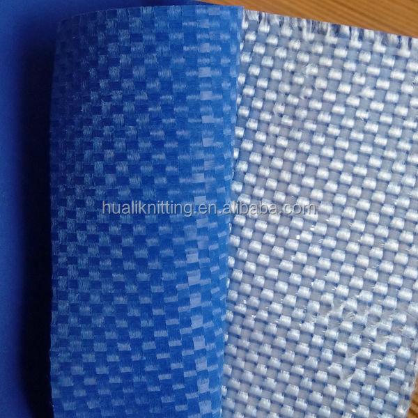 Manufacturer of polyester flat woven base fabric for industrial use