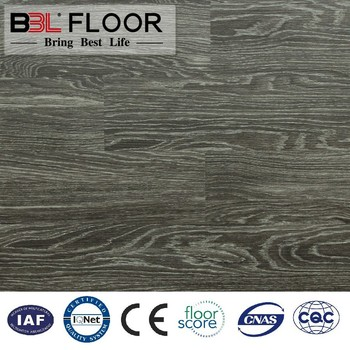 BBL 7mm Indoor Wood Plastic Composite WPC Vinyl Flooring with Cork Back