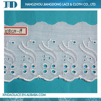 Cheap Polyester High Quality African French Lace Fabric