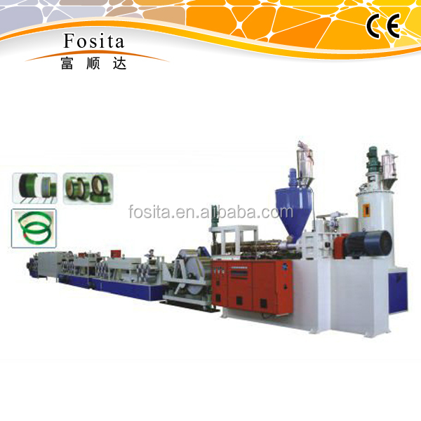 Hot selling pp strap making machine WITH HIGH PERFORMANCE