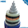 N2XRY YJLV32 armoured cable depth 3cx300 400 xlpe swa pvc Power cable 8.7/15 kv aluminum conductor/xlpe/swa/pvc