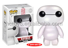 Gzltf Wholesale Funko Pop Big Hero 6 Baymax 10cm PVC Action Figure