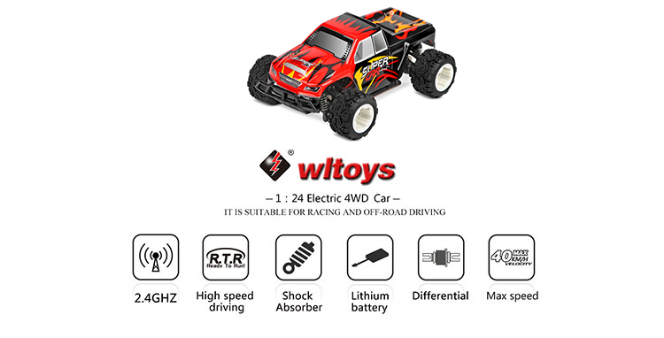 High speed remote control car toys
