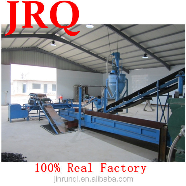 Scrap Tire Recycling Machinery Supplier Price/ Waste Tire Recycling Machine Tire Recycling To Rubber Powder Rubber Tile Reclaime