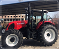 2017 new style 180hp 4WD high efficient farm tractor for sale