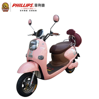 2018 72V 800W fast vespa electric motorcycle scooter for adult lady city