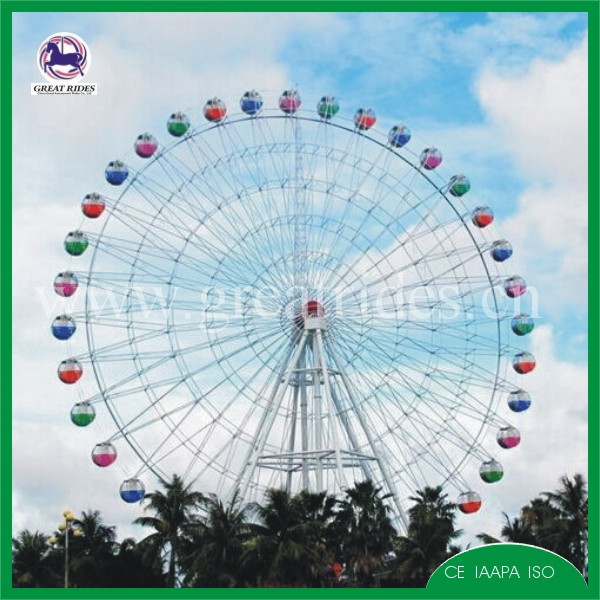 family China games outdoor entertainment ferris wheel promotion
