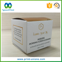 Custom essential oil packing box paper packaging box for essential oil