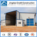 steel structure Feed Mill workshop