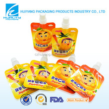 HOT sale flexible plastic laminated juice packaging material