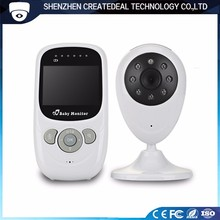 Cheap SP880 2.4 Inch LCD Color Video Wireless Waterproof Baby Camera Monitor