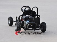 2015 NEW High Quality Cheap 168CC Gas Powered Go Kart /Buggy Single Seat For sale