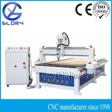 1325 CNC Router Machine with Vacuum System and Dust Collection for Kitchen Cabinet Door