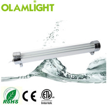 Shenzhen with DALI dimmable LED driver 20-60W LED linear IP65 waterproof light fixture LED tri-proof light