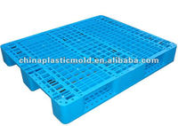 1200X1000 Heavy Duty Plastic Pallet With steel tube pallet stock