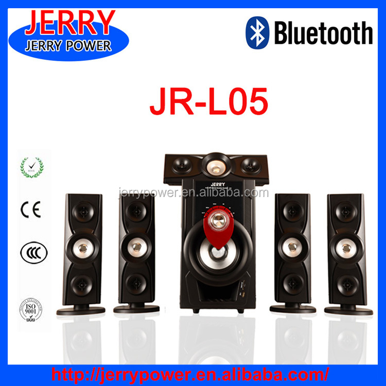 Guangzhou 2016 novelty new products low price high end wireless led home theater bluetooth speakers