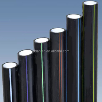 Manufacturer direct sales DN50mm HDPE silicon core pipe for cable protection