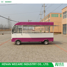 New design fast food truck for sale