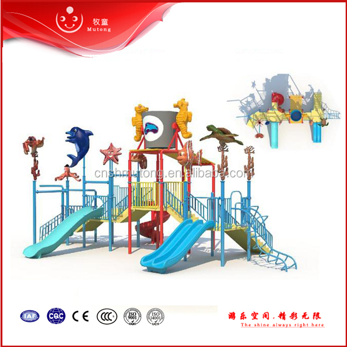 2017 Hot Water Slide Spiral Equipment Freefall Water Slide For Sale For Park