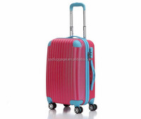 shenzhen charming luggage with push button luggage handles