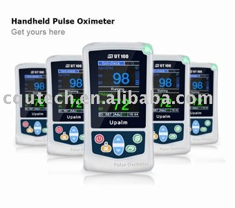 Hear Rate Monitor (Pulse Oximeter)