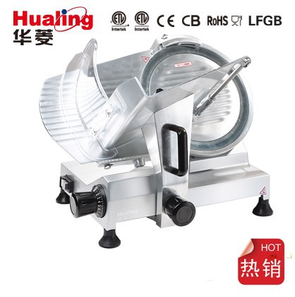 hualing hot sell industrial meat slicers for hotel