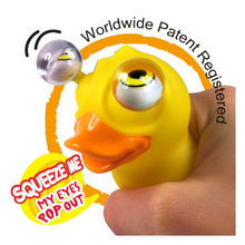 squeeze eyes plastic vinyl animal toys