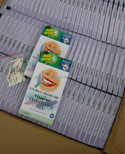 STOCK alibaba express hot sale Whiten Teeth Tooth Dental Peeling Stick + 25 Pcs Eraser Teeth whitening Teeth Eraser