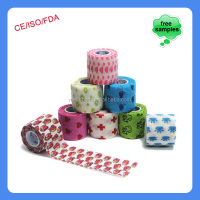 Veterinary Bandages Printed Vet Wrap
