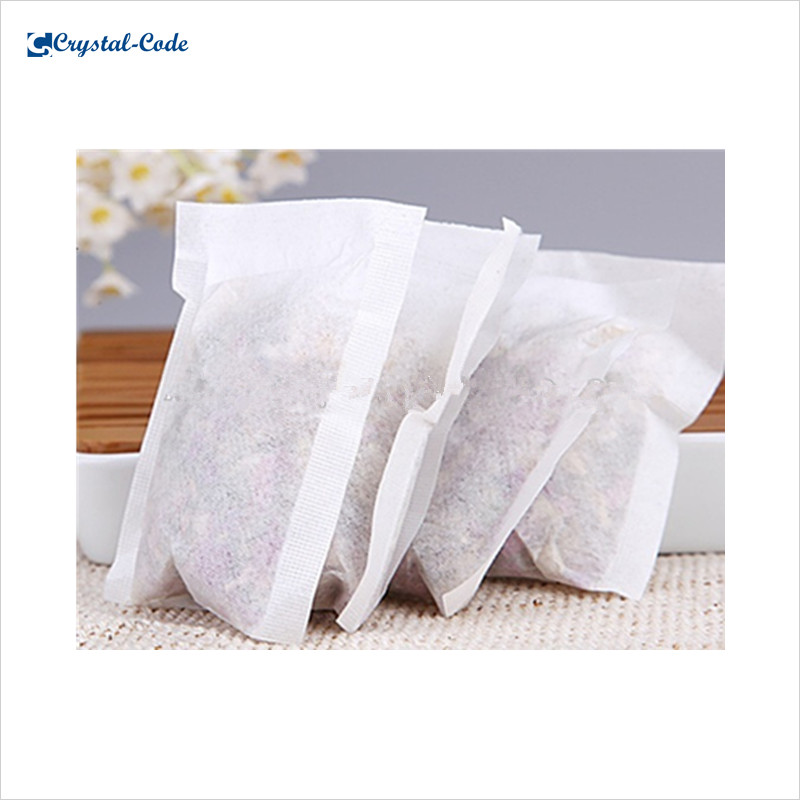 Fashionable latest eco-friendly heatsealable tea bag filter paper,tea paper bag