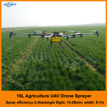 Professional GPS Drone Agriculture Sprayer, Farming Drone for Crops/Plants/Trees