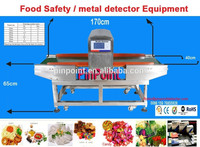 QA quality assurance Metal Detectors for meat, fish, seafood, vegetable, fruit, Sports Food ...