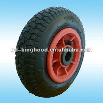 Pneumatic small wheels and tires 2.00-4