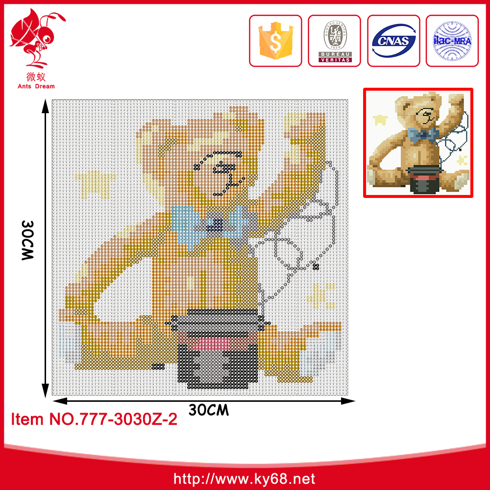 Chenghai factory wholesale 3d diy crystal diamond painting <strong>picture</strong>