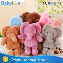 Plush Toy manufacture cheap stuffed animals colorful soft elephant toy
