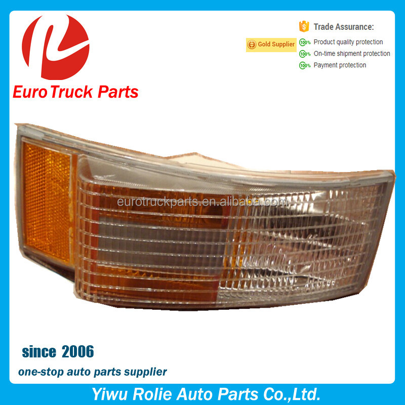 OEM 3981668 Heavy Duty European Tractor Body Parts Side Lamp Volvo FH12,FM12,FH16 Truck Plastic Corner Lamp
