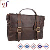 The new fashion genuine leather men's bag and customize travel bags for business