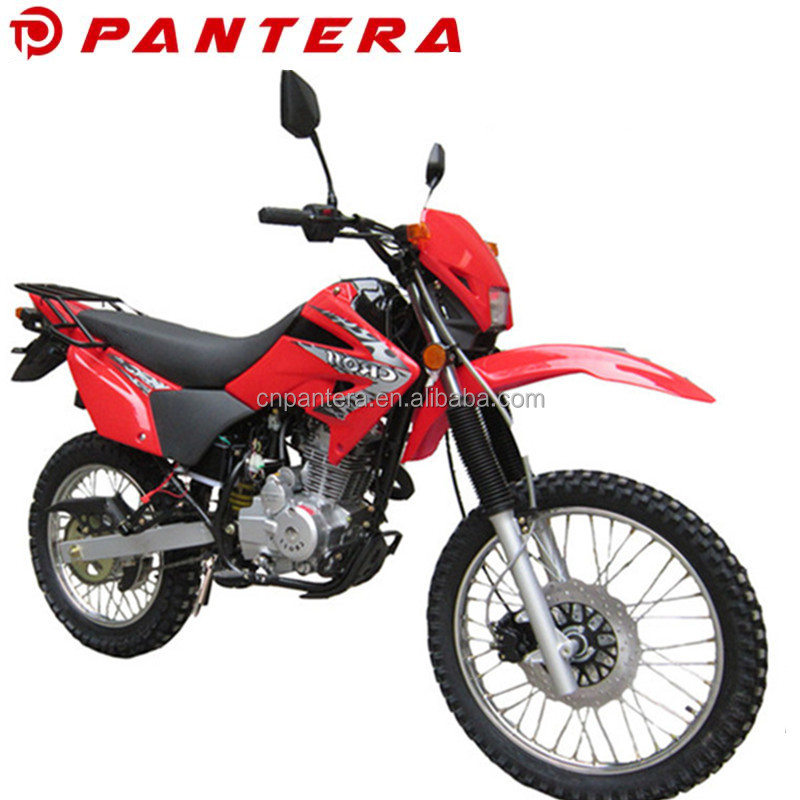 China Motorbike 200cc Powerful Engine Gasoline Motorcycle For Adults